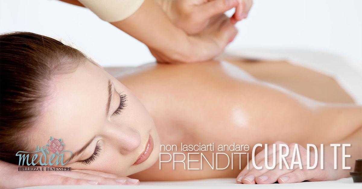 Massaggio Miofasciale | Centro Benessere Gaeta | Medea
